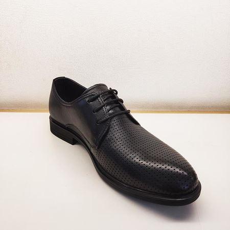 图片 骆驼男士皮鞋 A202005816 黑色 2020年夏季新款